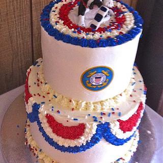 CG Promotion Cake