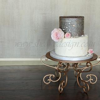 Wafer Paper Wedding Vows