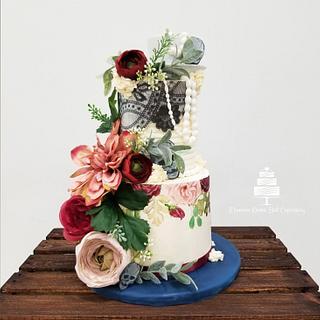 Floral Wedding an Original Design