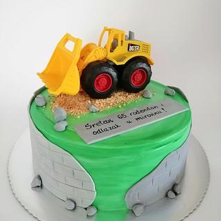 Birthday cake - Cake by Tortebymirjana