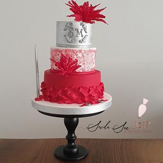 Engaged cake - Cake by Sevda Şen