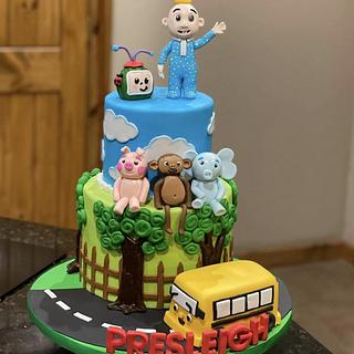 Cocomelon - Cake by Cakes For Fun