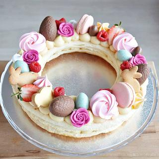 Easter cake  - Cake by rincondulcebysusana