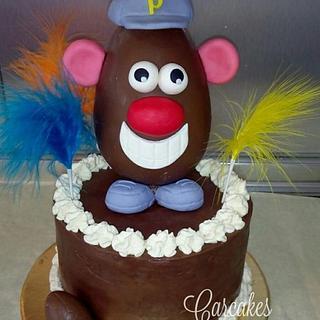 Mona de Pascua - Cake by Carcakes