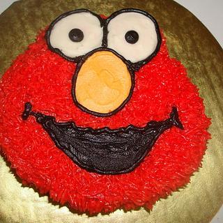 Elmo 1st birthday