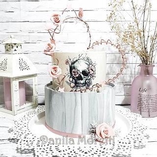 Cake Shabby Punk