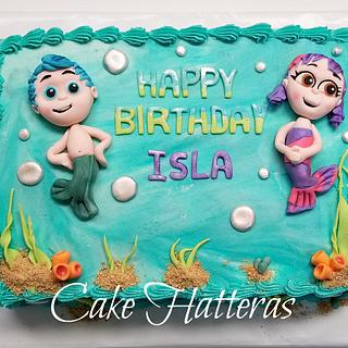 Bubble Guppies for Isla
