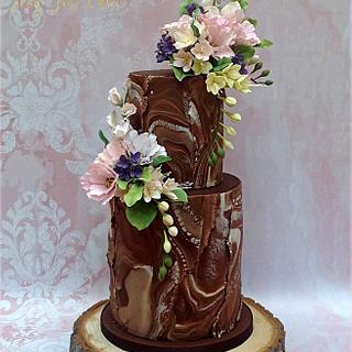 Spring Cake - Cake by Seize The Cake