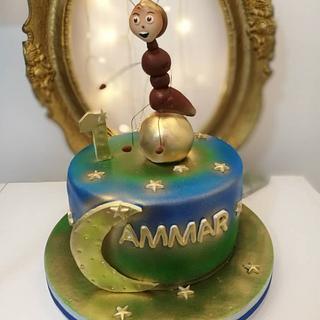 Little ant cake bedtime story