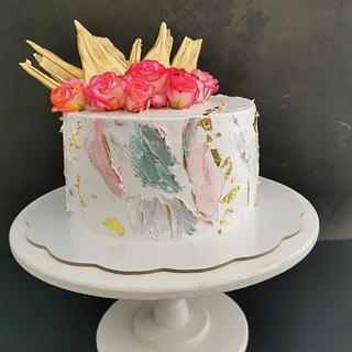 Birthay cake - Cake by Frajla Jovana
