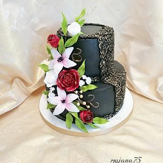 Black cake for women