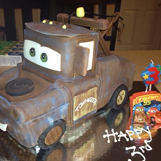 Mater Cake - Cake by Sugared Tiers