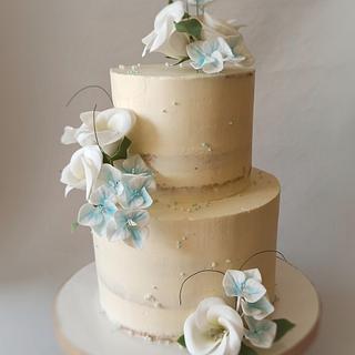 Wedding - Cake by Jitkap
