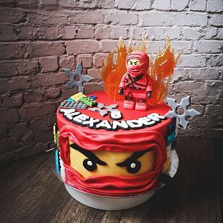 cake lego ninjago - Cake by Gateaux DéMila