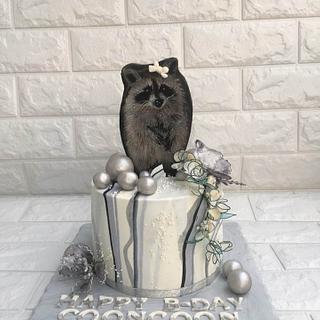 Birthday cake - Cake by Ditsan