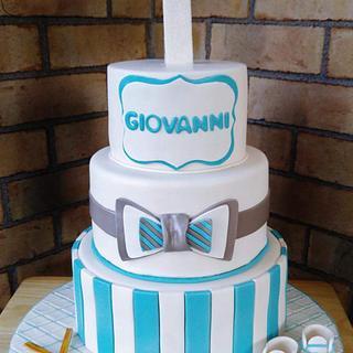 Giovanni's Baptism