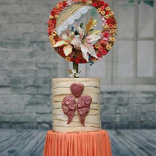 Caker Buddies Valentine's Collaboration -Spring of Love- Primavera d'amore