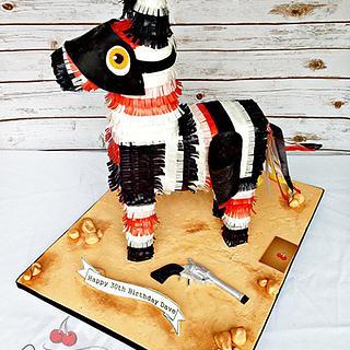 Pinata Cake - Cake by Cherrycake