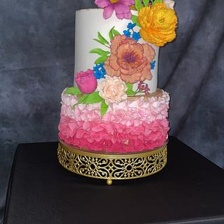 Farewell Spring - Cake by Vanny