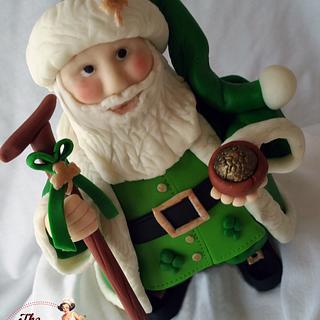 Santa's Passport Collaboration: Ireland