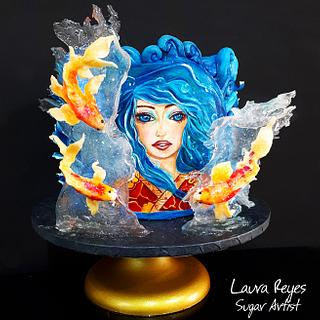 Aquaria Cake