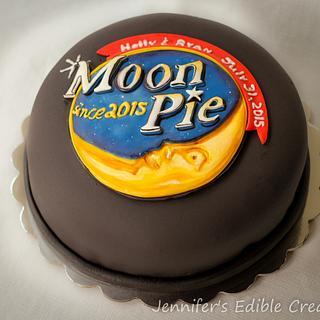 Moon Pie Cake