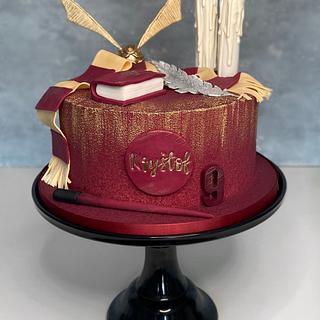 Harry Potter cake - Cake by Silvia Gundová
