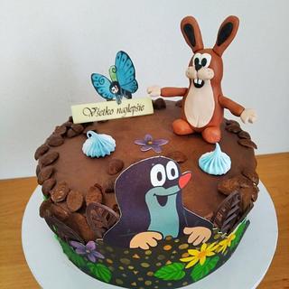 Mole cake