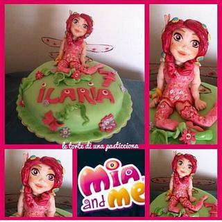 Mia & me - Cake by pasticciona