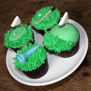 Golf Fore...... - Cake by Dollybird Bakes