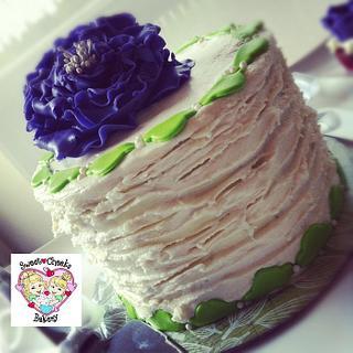 Purple Fantasy Flower
