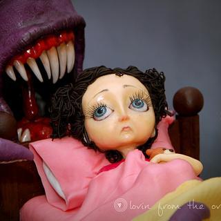 A Nightmare of a Cake