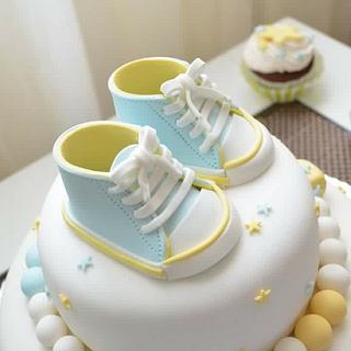 sneakers - Cake by TorteTortice