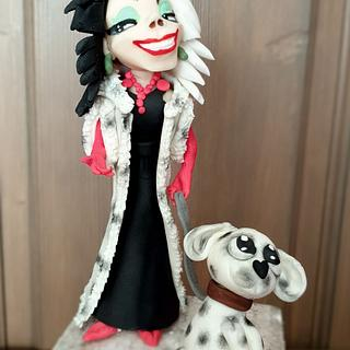 Cruella de Vil - sweet and nice :::)))