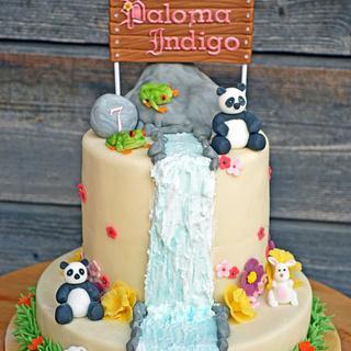 WWF Cake