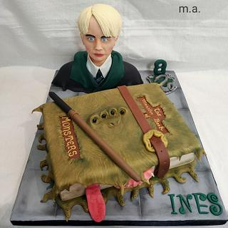 Tarta Slytherin