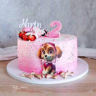 Pawpatrolcake  - Cake by Cakes Julia