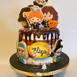 Wizardly wonderful  - Cake by Sweet Traditions