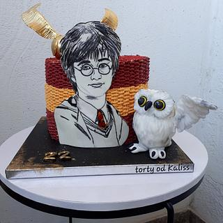 Bday Harry Potter