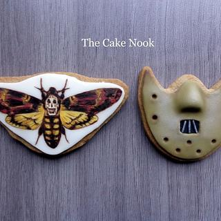 🦋 The Silence Of The Lambs Cookies 🦋