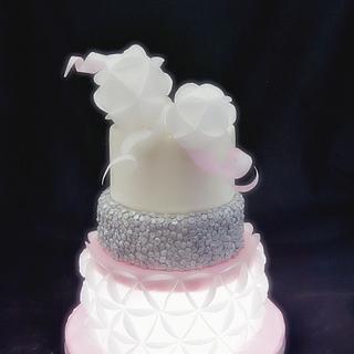 Sphere - Cake by Grazie cake and sugarcraft studio