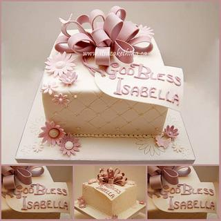 Giftbox for Isabella