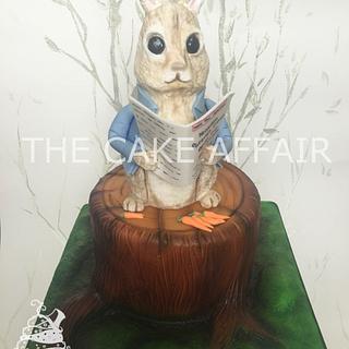 Reading Peter Rabbit