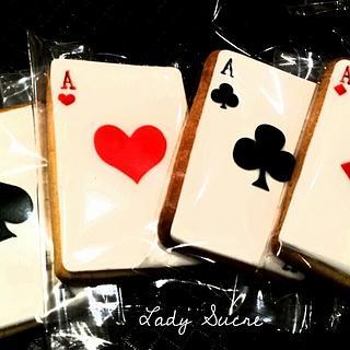 Cookie Series of Poker