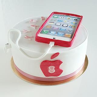 Iphone cake - Cake by Josipa Bosnjak