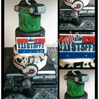 16th Birthday Cake! - Cake by Timbo Sullivan