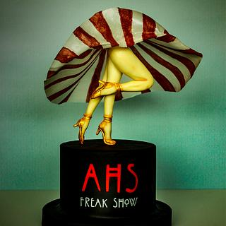 Freak Show - Americake Horror Story Collaboration