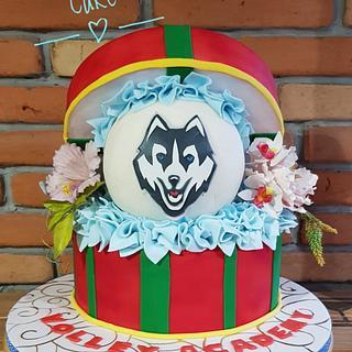 Volley Academy Pomezia - Cake by Sonia Parente