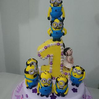 Agnes and minions