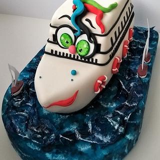 Mr. Cruise 💕 - Cake by Clara